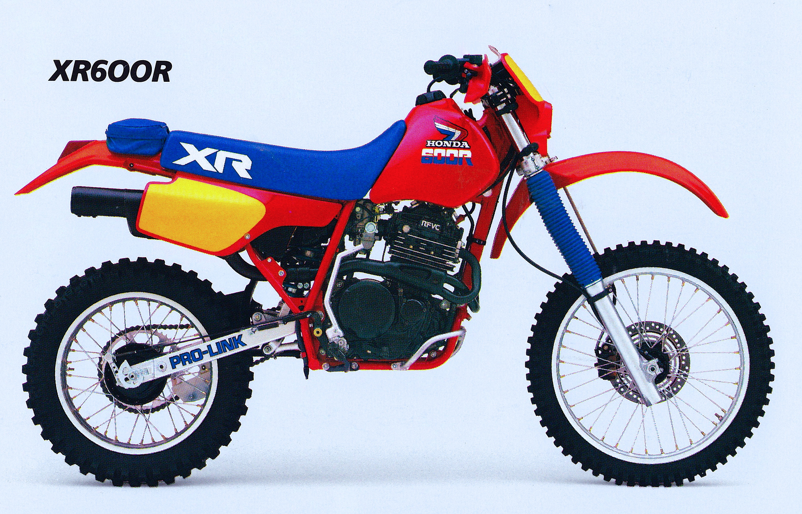 Pictures honda xr 250 350 88 95 dream graphics tank decal kit ...